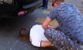 Ոստիկանները «ասֆալտին են պառկեցրել» և բերման ենթարկել ՀՀԿ-ական նախկին պատգամավորի թիկնազորին