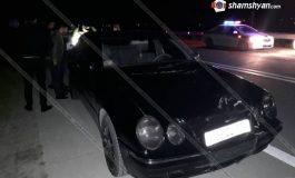 ՖՈՏՈ. Մահվան ելքով վրաերթ Արարատի մարզում. 25-ամյա խոհարարը Mercedes-ով վրաերթի է ենթարկել 59-ամյա հետիոտնին