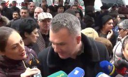 Ուղիղ միացում. Բողոքի ակցիա՝ Կոնստանտին Օրբելյանին պաշտոնից ազատելու որոշման դեմ