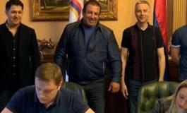 Գագիկ Ծառուկյանի ջանքերով՝ սպորտային աշխարհահռչակ բրենդները պաշտոնապես կներկայացվեն Հայաստանում (տեսանյութ)