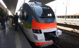 Ուղիղ միացում. Նիկոլ Փաշինյանը մասնակցում է Երեւան–Գյումրի արագընթաց գնացքի բացմանը
