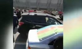 ՏԵՍԱՆՅՈՒԹ. «Կատաղած հարսանիք». ադրբեջանցի հարբած հարսանքավորները կաթվածահար են արել Մոսկվայի փողոցներն ու ծեծել վարորդի