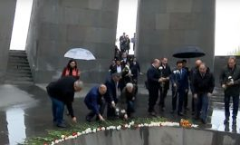 ՏԵՍԱՆՅՈՒԹ. Գագիկ Ծառուկյանի հրավերով Հայաստանում գտնվող բարձրաստիճան հյուրերը եղել են մեր երկրի տեսարժան վայրերում
