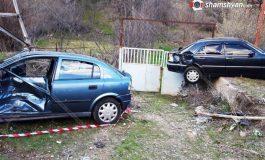 ՖՈՏՈ. Խոշոր ու ողբերգական ավտովթար Սյունիքի մարզում. բախվել են Mercede-ն ու Opel-ը. մահացածը գյուղապետի որդի էր. կա վիրավոր