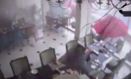 VIDEO. Հրապարակվել է Շրի Լանկայում մահապարտ ահաբեկչի իրականացրած պայթյունի տեսանյութը