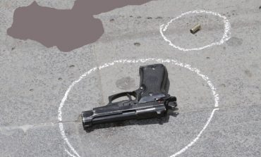Մեծամորում կրակոցներ են հնչել, մեծ թվով ոստիկաններ են ժամանել