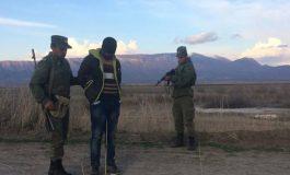Ռուս սահմանապահները ձերբակալել են հայ-թուրքական սահմանն ապօրինի հատած Պակիստանի քաղաքացուն