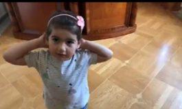 ՏԵՍԱՆՅՈՒԹ. «Պապ, բա Աշոտը ե՞րբ ա գալու». փոքրիկ Արփին ուղիղ եթերում դիմեց Փաշինյանին