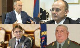 Այսօր կկայանա Ռոբերտ Քոչարյանի և մյուս պաշտոնյաների գործով առաջին դատական նիստը