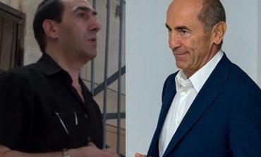 Բաց նամակ. Դատապարտյալը՝ կալանավոր Ռոբերտ Քոչարյանին