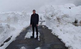 Գագիկ Սուրենյան. «Գարունը և ձմեռը հայոց լեռներում». եղանակը Հայաստանում և Արցախում. ֆոտո