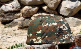 Հրազենային վիրավորում ստացած պայմանագրային զինծառայողը մահացել է