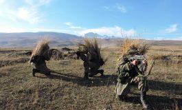 Հայ-ռուսական զորախումբը ետ կմղի պայմանական հակառակորդի հարձակումը