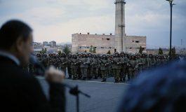 ՏԵՍԱՆՅՈՒԹ. Վալերիյ Օսիպյանը կրկին ճանապարհել ու դիմավորել է սահմանապահ ոստիկաններին