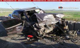 ՖՈՏՈ. Խոշոր ու ողբերգական ավտովթար Արագածոտնի մարզում. կա 2 զոհ, 5 վիրավոր