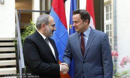 Տեղի է ունեցել Նիկոլ Փաշինյանի և Քսավյե Բեթելի հանդիպումը. Հայաստանն ու Լյուքսեմբուրգը նոր թափ կհաղորդեն երկկողմ համագործակցությանը