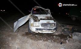 ՖՈՏՈ. Ավտովթարի հետևանքով զինծառայող է մահացել․ կան վիրավորներ