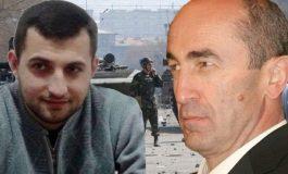 Ստում ես Ռոբերտ Սեդրակիչ….Անձամբ ես Երևանում հանդիպել եմ մեր պոլկի սպաներին, ովքեր եկել էին այնտեղ մարտի 1֊ի դեպքերի կապակցությամբ. Արթուր Օսիպյան