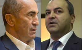 ՀՀ գլխավոր դատախազությունը պատասխանում է Բակո Սահակյանին և Արկադի Ղուկասյանին՝ Քոչարյանի նկատմամբ կիրառված խափանման միջոցը փոխելու դիմումի վերաբերյալ
