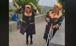 ՏԵՍԱՆՅՈՒԹ. «Սանիտեկ»-ի աշխատակիցների մայիսիննյան պարը