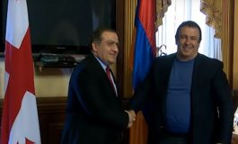 ՏԵՍԱՆՅՈՒԹ. Գագիկ Ծառուկյանն ընդունել է ՀՀ-ում Վրաստանի դեսպան Գ.Սագանելիձեին