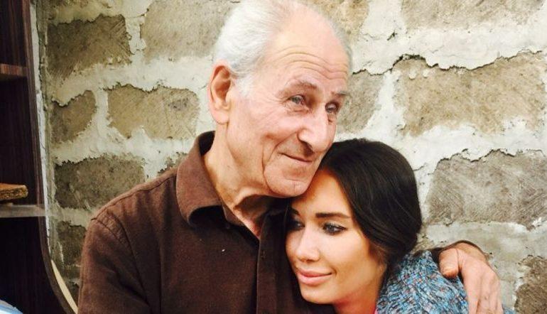 Մահացել է Նազենի Հովհաննիսյանի հայրը