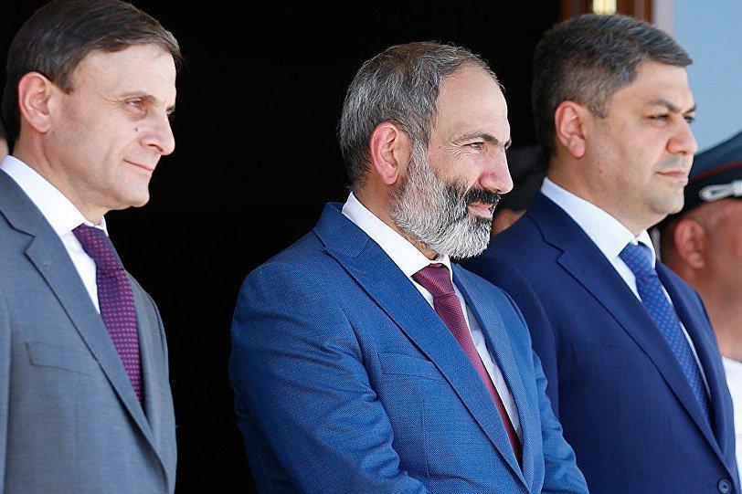 Վալերիյ Օսիպյանն ու Արթուր Վանեցյանը՝ գեներալ-մայոր. վարչապետը կոչումներ է շնորհել
