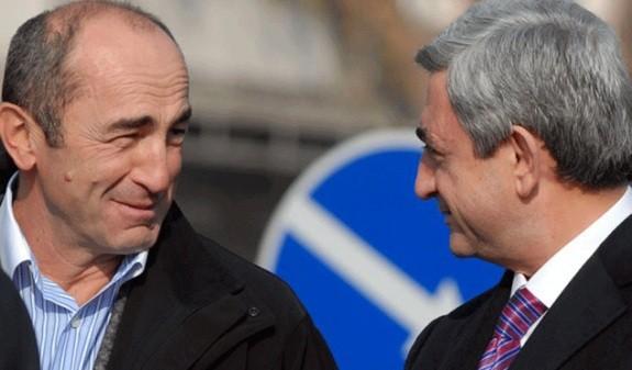 Սարգսյանը այցելել է Քոչարյանին՝ նրան տեսակցելու. ինչի՞ մասին են խոսել նախագահները