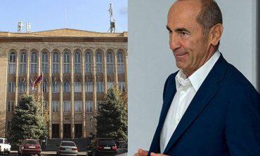 ՍԴ-ն մերժեց Ռոբերտ Քոչարյանին