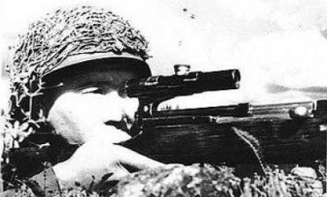 ՏԵՍԱՆՅՈՒԹ. Դիպուկահար՝ ով մեկ օրում սպանել է 50-ից ավել նացիստ