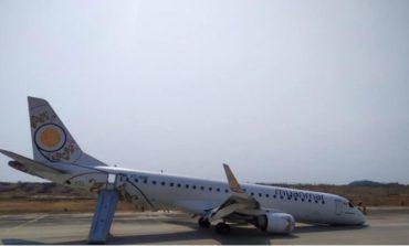 ՏԵՍԱՆՅՈՒԹ. Այսօր Embraer 190 ուղևորափոխադրող ինքնաթիռը վթարային վայրէջք է կատարել