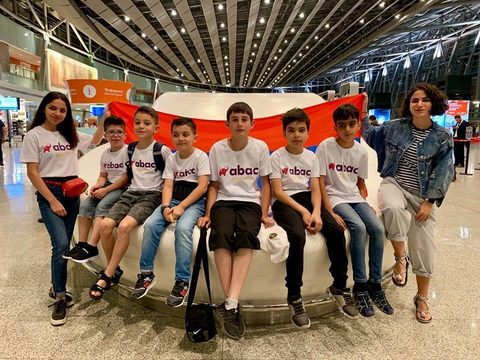 Մենթալ թվաբանության 6-18 տարեկանների միջազգային օլիմպիադա՝ Անթալիայում. ֆոտո