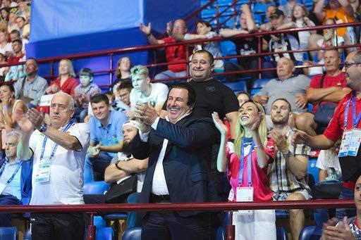 Հայաստանն առաջին ոսկե մեդալը նվաճեց Եվրոպական խաղերում. ֆոտո