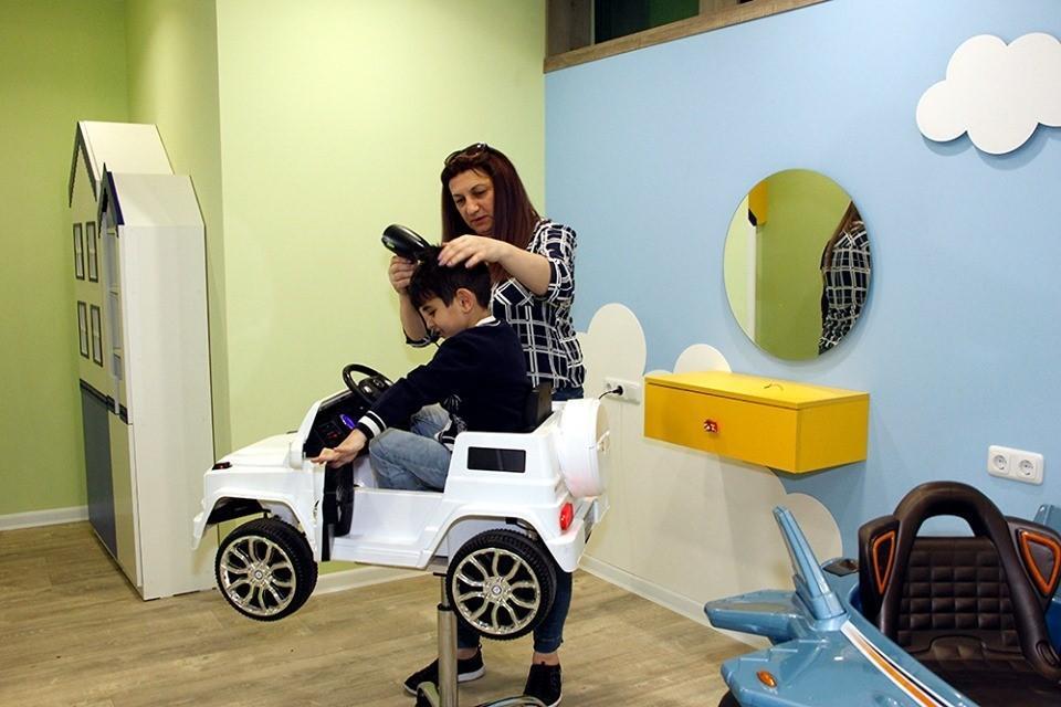 ՖՈՏՈ. Baby spa նորաբաց մանկական սպա կենտրոն նաև Հայաստանում