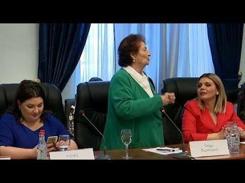 Ռոզա Ծառուկյանը մասնակցել է կանանց դերի բարձրացմանը վերաբերող սեմինար-քննարկմանը