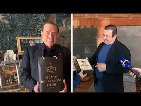 ՏԵՍԱՆՅՈՒԹ. Սիլվիո Բեռլուսկոնին Գագիկ Ծառուկյանին հուլիսին հրավիրել է Իտալիա