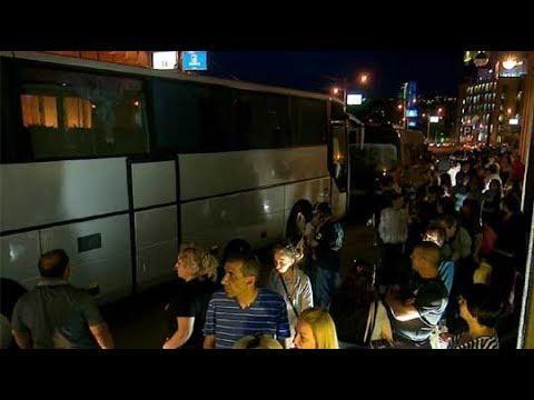 ՏԵՍԱՆՅՈՒԹ. «Գագիկ Ծառուկյան» հիմնադրամի աջակցությամբ հարյուրավոր զինծառայողների ծնողներ մեկնել են Արցախ