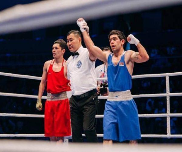 ՏԵՍԱՆՅՈՒԹ. Արթուր Հովհաննիսյանը Եվրոպական խաղերի չեմպիոն է