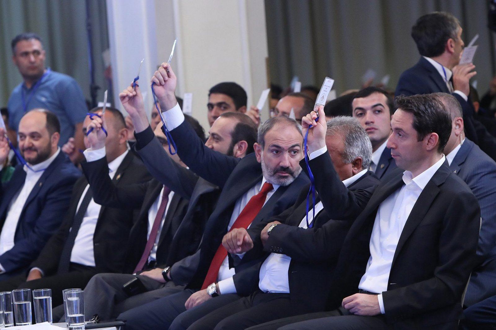 «Ժողովուրդ». ՔՊ համաժողովի ինտրիգներն ու անակնկալները. մանրամասներ