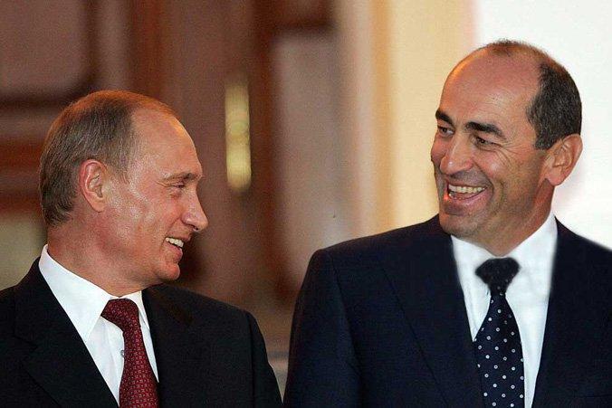 «Ժամանակ». Քոչարյան-Պուտին հանդիպո՞ւմ. Ինչ է քննարկվել ՀՀ-ում ՌԴ դեսպանի և Քոչարյանի միջև հանդիպմանը