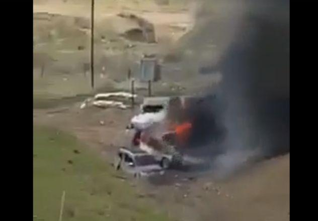 Տեսանյութ, որը մինչ այժմ չի հրապարակվել, բայց այս պահերին ականատես է եղել ապրիլյանին մասնակցած ցանկացած զինվոր