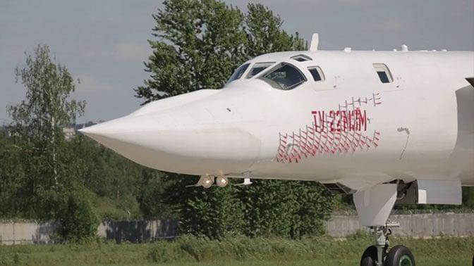 Հրապարակվել է ռուսական նորագույն Ту-22М3М կործանիչի փորձարկումների տեսանյութը