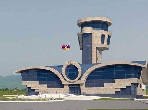 Ստեփանակերտի օդանավակայանի վերագործարկումը Արցախի ինքնիշխան իրավունքն է. Արցախի ԱԳՆ