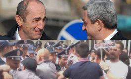 Ռոբերտ Քոչարյանի սուր պատասխանը Սերժ Սարգսյանին