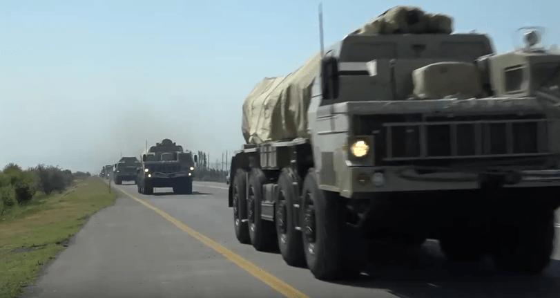 ՖՈՏՈ. Նախիջևանում մեկնարկել է թուրք-ադրբեջանական համատեղ զորավարժությունը