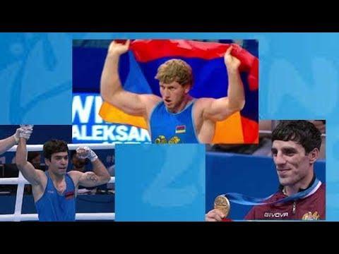 Չորս ոսկի, մեկ արծաթ. հայ մարզիկների հաղթարշավը Եվրոպական խաղերի մրցումային վերջին օրը