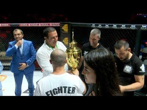 ՏԵՍԱՆՅՈՒԹ. Գագիկ Ծառուկյանի հովանավորությամբ կայացել է MMA-ի և K1-ի «Միքս ֆայթ» 42 միջազգային մրցաշարը