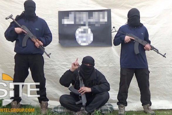 «Իսլամական պետություն»-ն առաջին անգամ տեսանյութ է հրապարակել Ադրբեջանից (տեսանյութ)