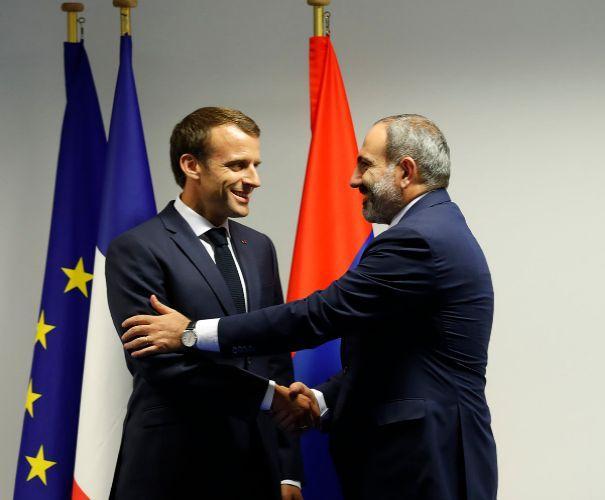 Նիկոլ Փաշինյանը Ֆրանսիայի Ազգային տոնի առթիվ շնորհավորել է Էմանուել Մակրոնին և Էդուարդ Ֆիլիպին