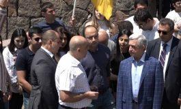 Չնայած իշխանության մեսիջներին՝ Սերժ Սարգսյանի աջակիցները նոր պիկետ են պլանավորում